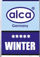 Зимние щетки стеклоочистителя Alca Winter