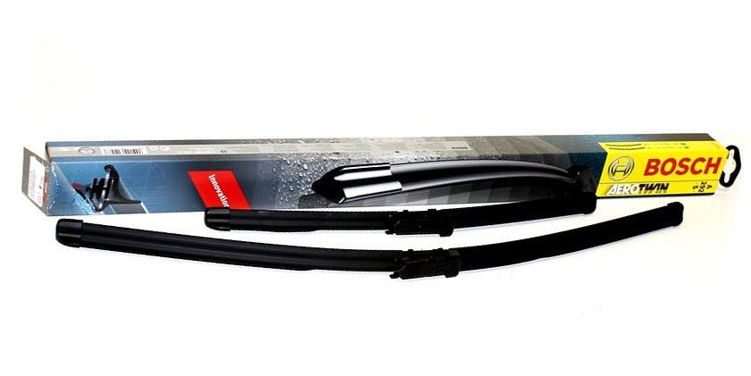 Щётки Bosch Aerotwin для Кашкая