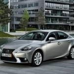Отзыв Lexus IS из-за стеклоочистителей