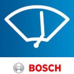 Приложение от Bosch  поможет выбрать щётки стеклоочистителя
