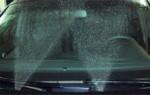 Веерные форсунки омывателя лобового стекла